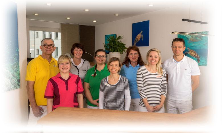 Zahnarztpraxis Wolfram Krause in Dresden-Mitte - Unser Team